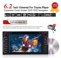 toyota car - 6 quot Din Android Car DVD Player For Toyota G Wifi Bluetooth GPS Navigation Free GB Card CDVD0012