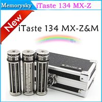 Cheap Stock Innokin iTaste 134 MX Z Unique Zodiac Signs Firing System VV Mechanical MOD with Bottom Switch itaste 134 MX M 002559