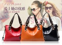 handbags - 2015 women messenger bags new women handbag fashion genuine leather bag portable shoulder bag crossbody bolsas women leather bag