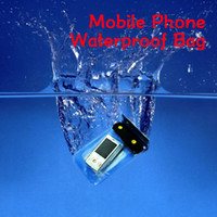 aquatic camera - Cellphone Underwater protect For iPhone Cell Phone Camera Waterproof Pouch Case Bag Aquatic cellphone waterproof
