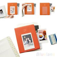 Wholesale Instax For Polaroid Album Case Photo Storage Mini Film Size Pockets Fashion Home T4 SN