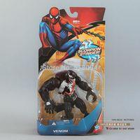 venom - Marvel Universe Spiderman Venom PVC Action Figures Loose Toy quot CM HRFG034