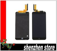 Wholesale For Meizu Meilan M1 Note black Full Lcd Display Touch Screen Digitizer Assembly tracking code