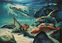 Cheap animal Best canvas painting