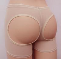 boyshorts - Sexy Butt Lifter Women Body Shaper Bum Lift Panties Buttocks Enhancer Boyshorts Hip pants women Dew buttocks underpants