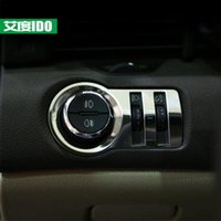 Wholesale Buick Hideo new monarch Wiang Kola modified headlamp control panel dedicated headlight switch stickers decorative stickers