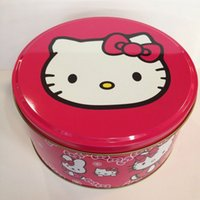 Wholesale Just fine on the new inch round cookie gift box chocolate box ideas and creative storage box