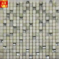 balcony floor tiles - Plus drill mosaic stone backdrop kitchen bathroom home improvement shop wall mounted decorative balcony floor tiles