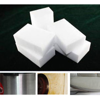 Wholesale 20 novelty Magic Sponge Eraser Melamine Cleaner multi functional Cleaning household Accessories Supplies Products