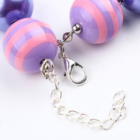 Wholesale 50pcs Hot sale baby boys girls cute cartoon necklace suits as gifts for kids Children
