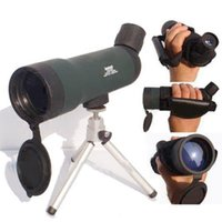 Wholesale Top Quality x50 Zoom HD Monocular Outdoor Telescope With Portable Tripod Night Version Spotting Scope HW2050 A5