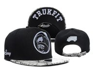 Wholesale QTY Caps Online Discount Store High Quality Trukfit Feelin Spacey Heather Snapback Hat
