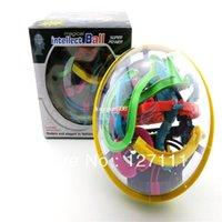 Cheap Free shipping Christmas gift for kids intellect ball Maze Ball 3D toys maze ball 138 shut 925A
