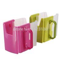 Wholesale Baby Child Juice Pouch Milk Box Water Drinking Bottle Adjustable Cup Holder Self Helper