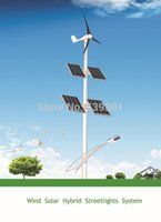 Wholesale 1000w permanent magnet generator w generator w solar panels lcd solar wind hybrid controller easy to install and use