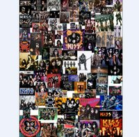 band groups - KISS group band Rock and roll bedding set bedding quilt cover b1971