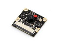 Wholesale Waveshare Raspberry Pi Camera Module Night Vision MP Webcam Video p for Any Version of Raspberry pi