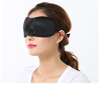 Wholesale 3D stereoscopic goggles blackout sleep relieve fatigue breathable men and women sleeping eye mask