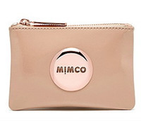 barrel machines - Wallets Holders Coin Purses mimco Mim Pouch Colour fundation rosegold color small pouch pouch packaging machine manufacturers