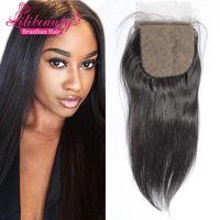 Cheap Brazilian Hair Best Silk Base Closure