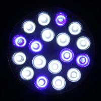 aquatic light bulbs - E27 W W x3W LED fish tank light coral reef bulb fish multiply bulb Aquatic plant grow spotlight lamp aquarium light