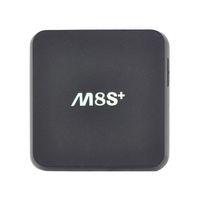 ac cores - M8S Plus M8S K Android Quad Core TV Box KODI Jarvis Streaming Media Player Dual Band Wifi G G b g n AC Gigabit Lan M