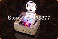 Wholesale Qinpu DK DK2 HiFi Stereo Mini Amplifier FM Radio tube Amplifier