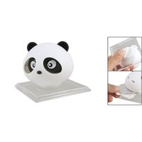 Wholesale IMC Panda Style Air Freshener Fragrance Decor Black for Auto Car order lt no track