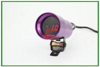 Wholesale 37mm Compact Micro Digital Smoked Lens Rev Counter VACUUM Gauge Auto gauge