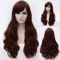 Cheap Women Synthetic Wigs Best Curly Wavy Wig