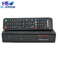 digital satellite receiver hd - 10pcs NEW Zgemma Star S Digital Satellite Receiver Two DVB S2 Tuner Enigma2 Linux OS iptv box Zgemma star S