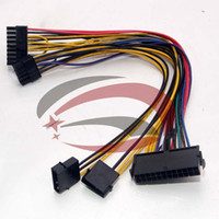 Wholesale price ATX P IDE P Molex to P P Converter Power Lead Cable Cord for HP Z800 Workstation Motherboard