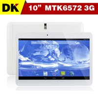 android tablet 10 inch - 10 inch phablet G Phone Call tablet pc G G MTK6572 Dual Core Ghz android phone call GPS bluetooth Wifi Dual Camera sim quot tablets