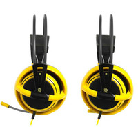 Wholesale New Steelseries Siberia V2 Gaming Headphone High Quality Pro Game Headset for PC With Mic Gaming Earphone for CS Go Dota2 LOL
