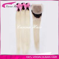 Cheap Ombre Hair Extensions Best straight 1bT613