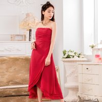 big beautiful bras - Trade New Elegant Beautiful Princess Dress Lotus Leaf Bra Waist Sisters Posing Big Yards Chiffon Evening Dress Skirt
