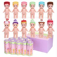baby cupid - 2015 top selling Cupid dolls Sonny Angel Ocean Sea Series Action Figure Cute Cartoon Baby Toys for kids christmas gifts set HX