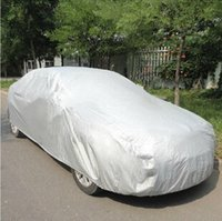 Wholesale Multi size Full Car Cover Breathable UV Protection Outdoor Indoor Shield car covers styling car styling capa para carro covers