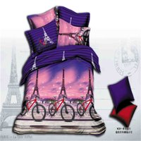 best bike tours - Best Quality D Bedclothes quot Bike Tour quot Bedding Sets King Queen PC Bed Sheet PC Comforter Cover Pillow Covers