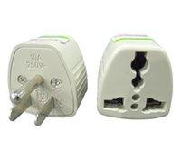 american socket outlet - 10pcs US Tourism converter plug American Standard conversion socket high quality copper Adaptor outlet acne