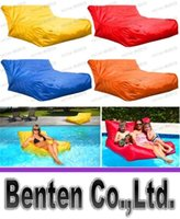 Wholesale 2015 Hot cost extra large floating beanbag summer swimming beanbag LLFA4346F