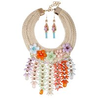 Wholesale Exclusive Design Fashion Women Vintage African Costume jewelry Set Jewelry Sets Dubai Statement Turkish Party Jewelry Set Best
