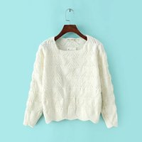 bulk yarn - trade Couture pure jacquard knitted cotton yarn bulked long sleeved turtleneck sweater thickened Octopus