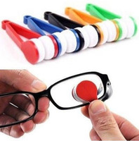 Wholesale Mini Sun Glasses Eyeglass Microfiber Brush Cleaner Home Office Easy