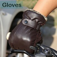 australia fish - Best Winter Mens Gloves Made of Australia Lambskin concise noble drive work motorcycle Riding cycling Winter Gloves