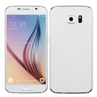 camera glasses - Free Tempered Glass Goophone S6 S Note G920F G LTE Quad Core MTK6582 GB Android Lollipop inch S Health Smart Phone