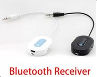 Wholesale Ecig Brand New BM E9 Mini Bluetooth V3 Wireless Music Audio Receiver Stereo Audio System Music Bluetooth Adapter m