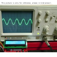 Wholesale DDS Function Signal Generator Module DIY Kit Professional Sine Square Sawtooth Triangle Wave