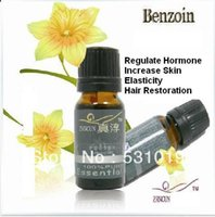 benzoin oil - Benzoin Essence Oil Unilateral Sabbaths Smoothing Regulate Hormone Increase Skin Elasticity Hair Restoration Beauty Products