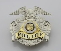 art badges - Losangeles LAPD METAL BADGE INSIGNIA Badge